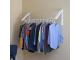 Quikcloset Wall Mounted Clothes Storage System