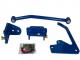 SuperSteer Rear Trac Bars O/B